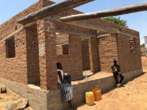 Neues Haus für Familie Meque